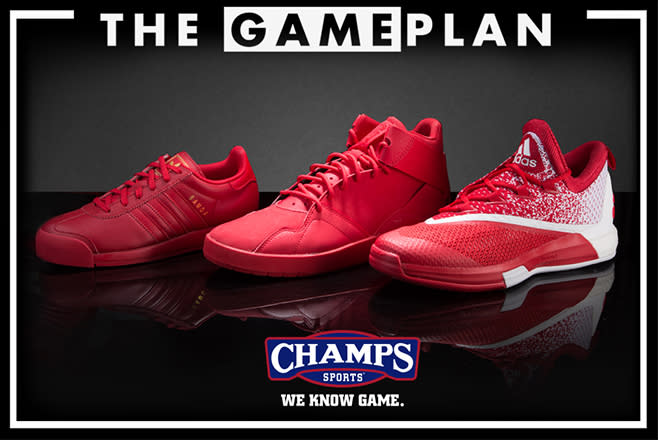 Sneakers A Special Valentines Day Red Out Collection
