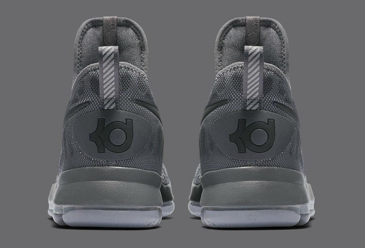 Talón Nike KD 9 Batalla gris 843392-002