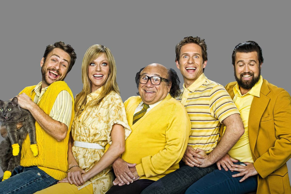 Ranking All 124 Episodes Of Its Always Sunny In