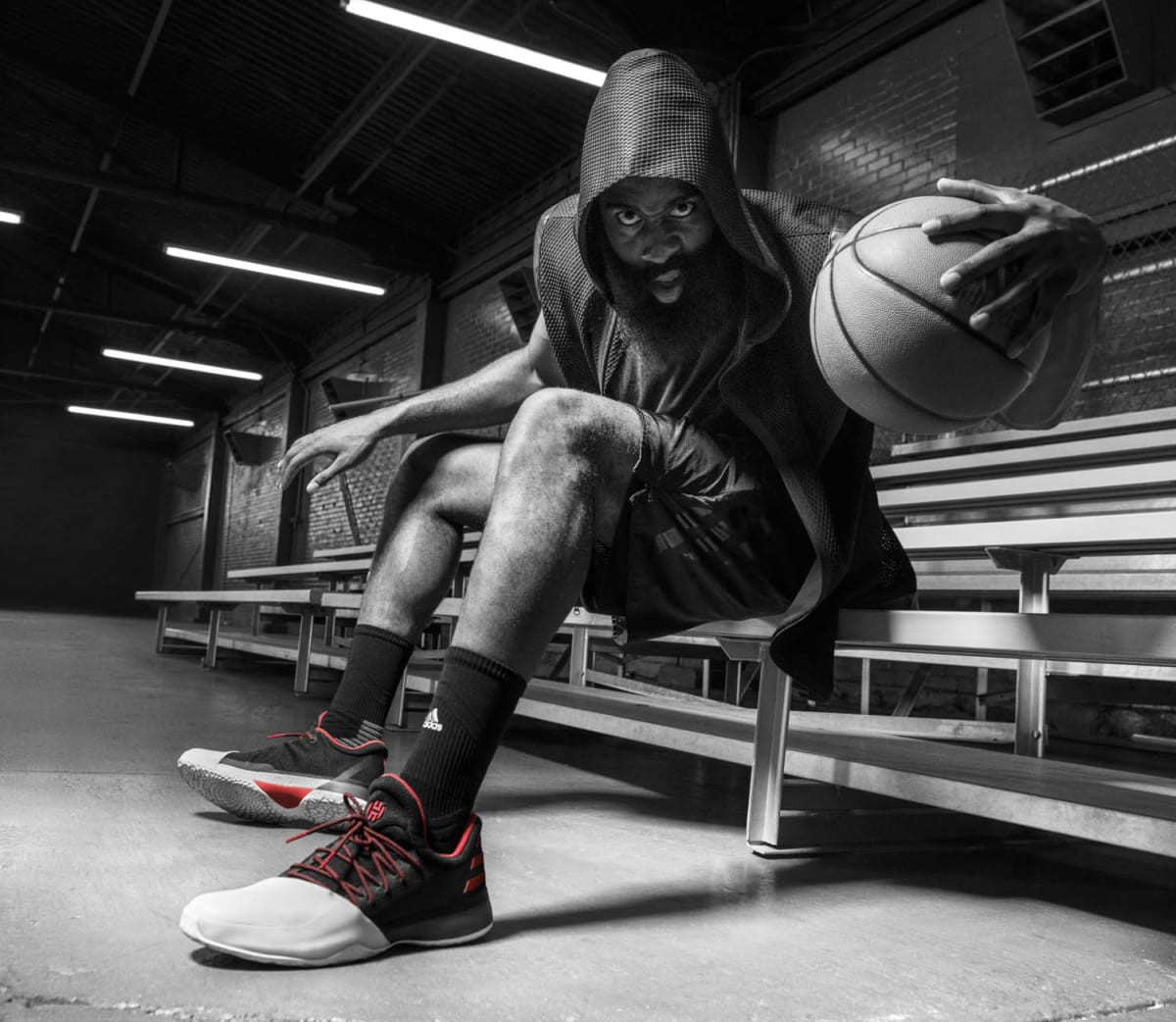 James Harden Thinks He Has The Best Sneaker In The NBA