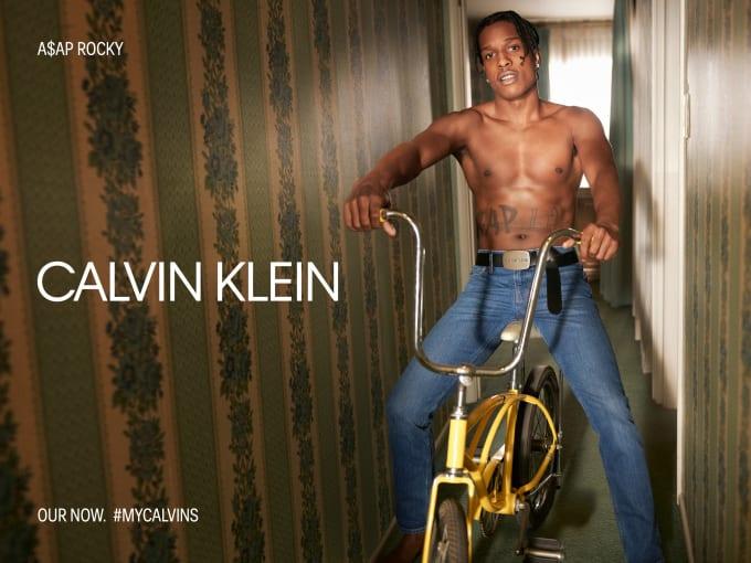 Asap Rocky Stars In The Spring 2019 Calvin Klein Jeans Underwear
