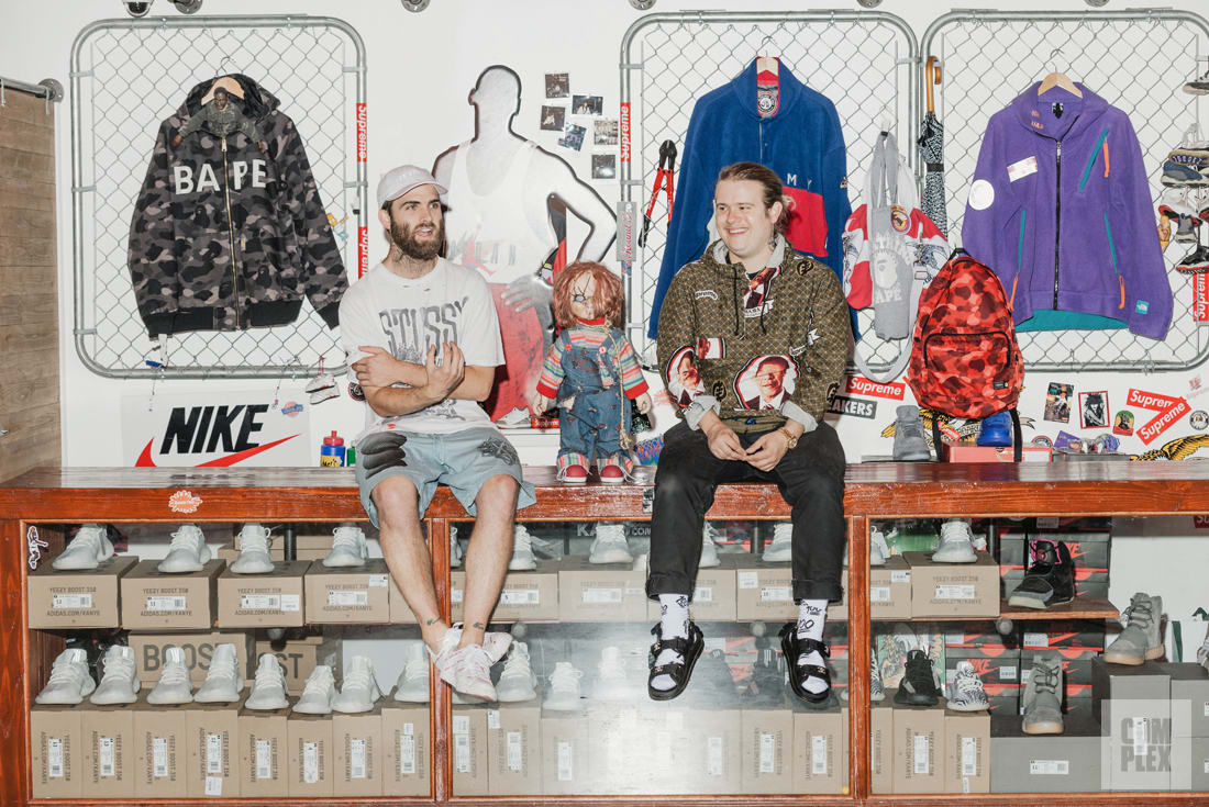 How Round Two Became The Go To Vintage Store For Lil Yachty Travis Scott And The ASAP Mob