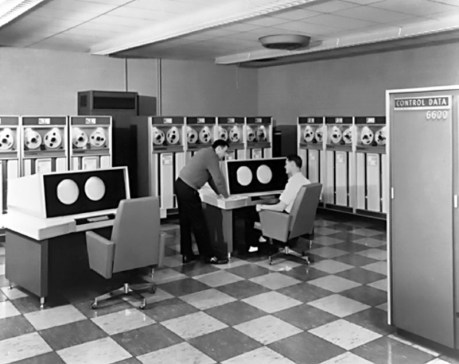 1964 | Timeline of Computer History | Computer History Museum