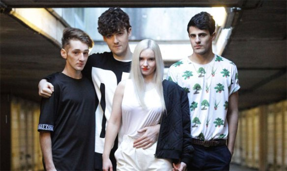 clean bandit, rather be, audiofuzz