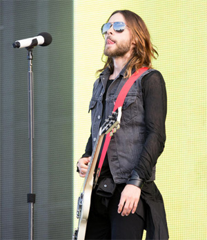 Thirty Seconds To Mars Announce New Single 'Do Or Die' Released September 9th 2013