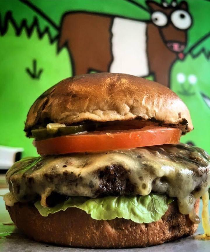 Boss Burgers Leeds