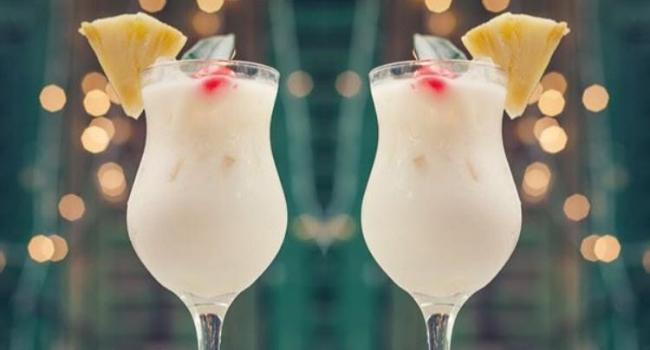 cocktails from las iguanas in nottingham