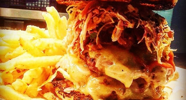 burger-from-Mud-Crab-Pacifico-nottingham