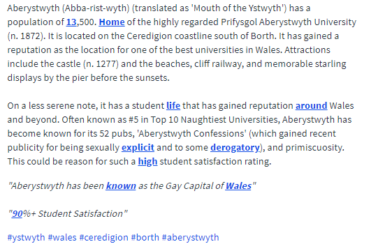 aberyswyth-university