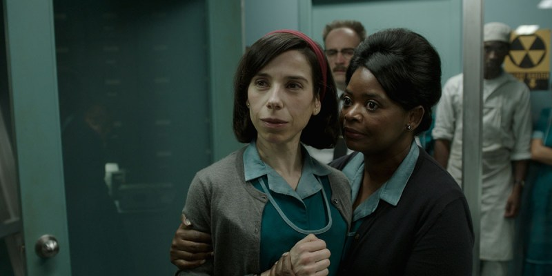 The Shape of Water 2018 Oscar Nominations