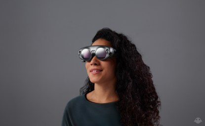 Magic Leap Mixed Reality