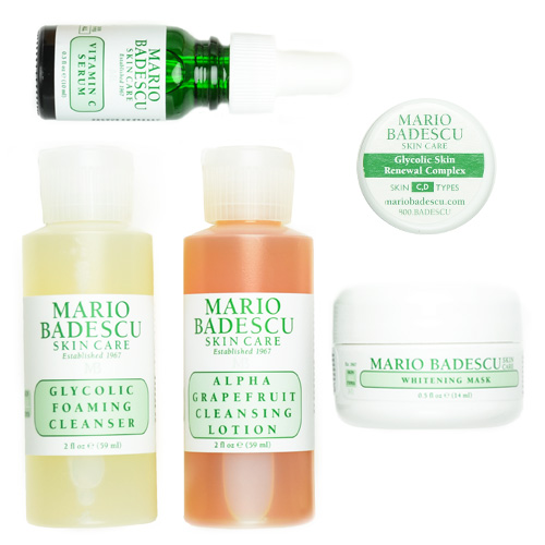 Image result for mario badescu brightening kit