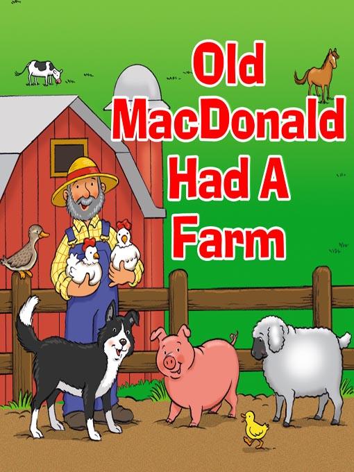 Printable Image Old Macdonald Had Farm Book Hen