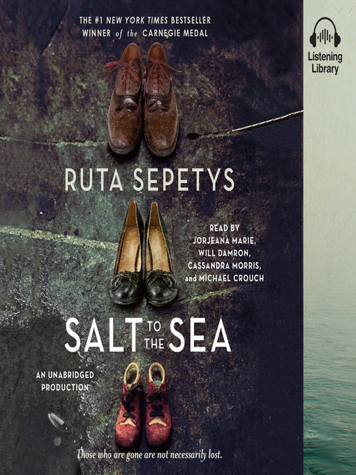 Image result for Salt to the sea