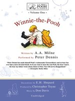 Click here to view Audiobook details for Winnie-the-Pooh by A. A. Milne