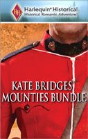 Canadian Mounties Bundle by Kate Bridges