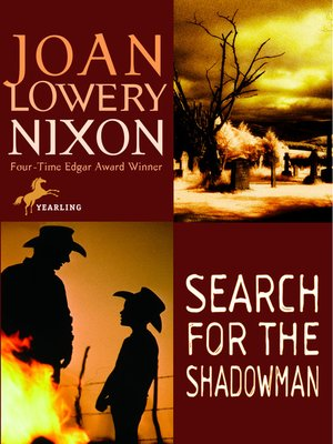 Cover of Search for the Shadowman