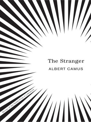 Cover of The Stranger