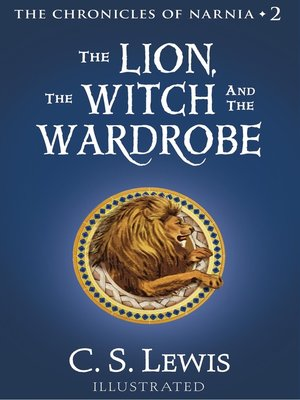 Cover of The Lion, the Witch and the Wardrobe