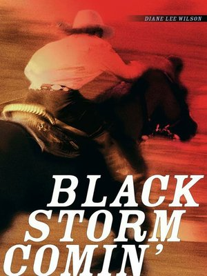 Cover of Black Storm Comin'