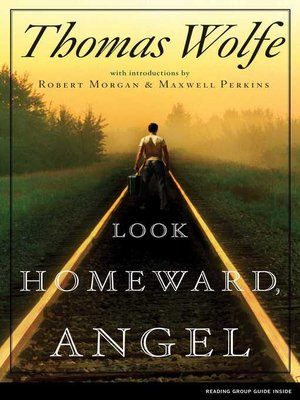 Cover of Look Homeward, Angel