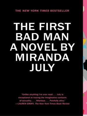 Cover of The First Bad Man