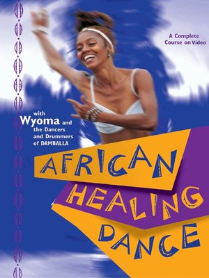 Cover of African Healing Dance