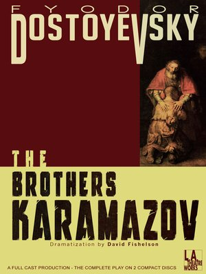 Cover of The Brothers Karamazov