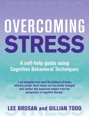 Cover of Overcoming Stress