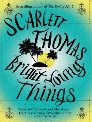 Cover of Bright Young Things