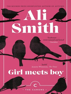 Cover of Girl Meets Boy