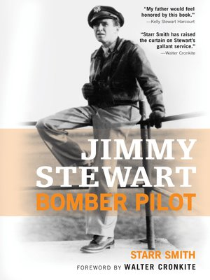 Cover of Jimmy Stewart