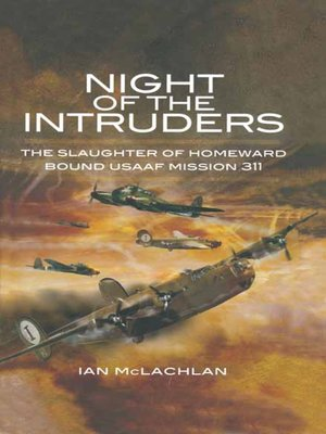 Cover of Night of the Intruders