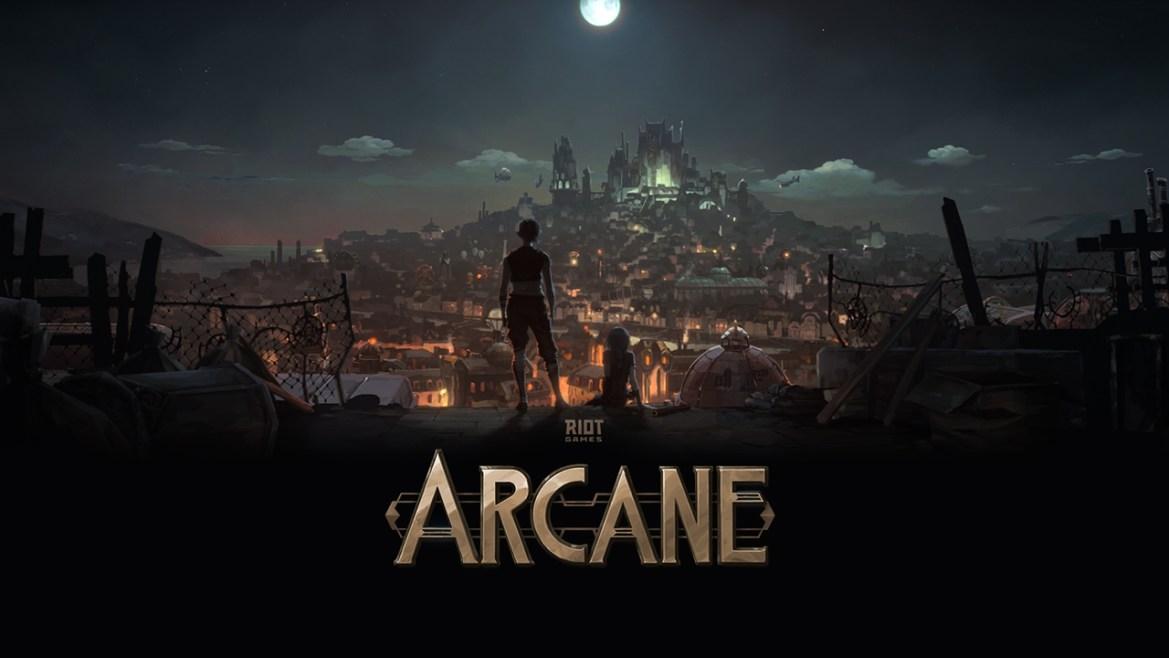 League of Legends: Tráiler y fecha de estreno de Arcane