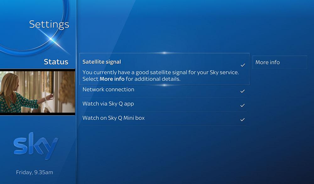 Sky Q Connectivity Problems Sky Help Sky Com