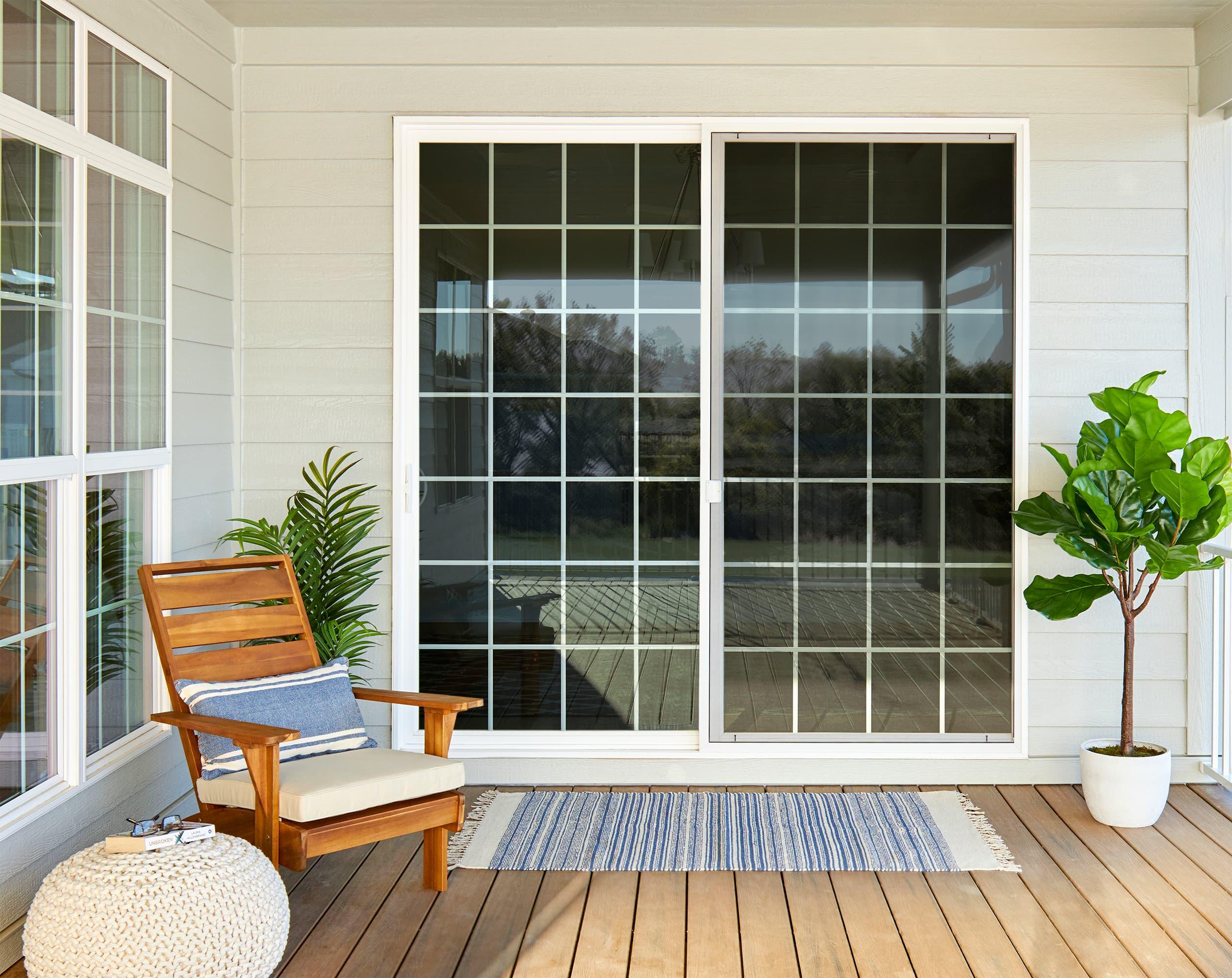 which type of patio door is best for