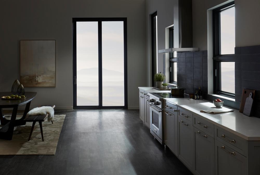 kitchen patio doors pella