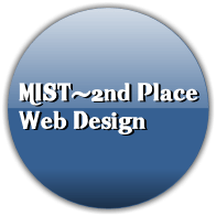 MIST-2nd Place  Web Design