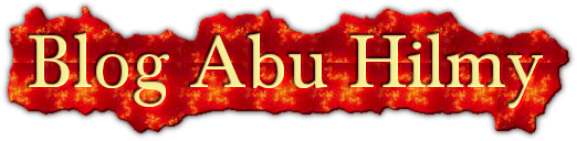 Blog Abu Hilmy