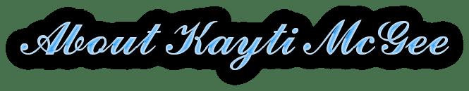 About Kayti McGee