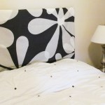 Diy Fabric Headboard Tutorial How To Make A Bed Headboard Sewing On Cut Out Keep