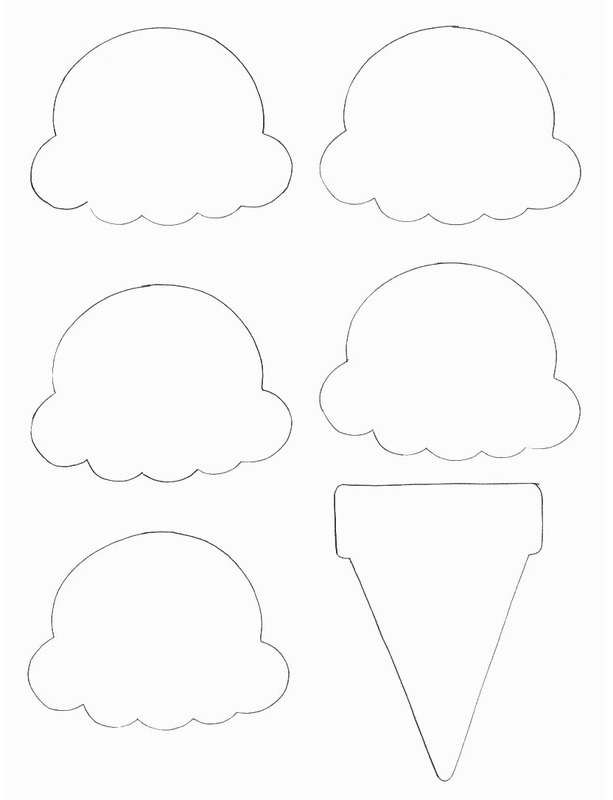cone net http www cutoutandkeep net projects paper ice cream cone