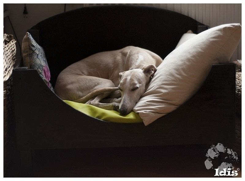 The Whippet Bed A Pet Bed Sewing And Woodwork On Cut