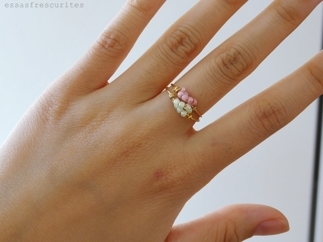 Delicate Wire Ring How To Make A Wire Ring Jewelry On