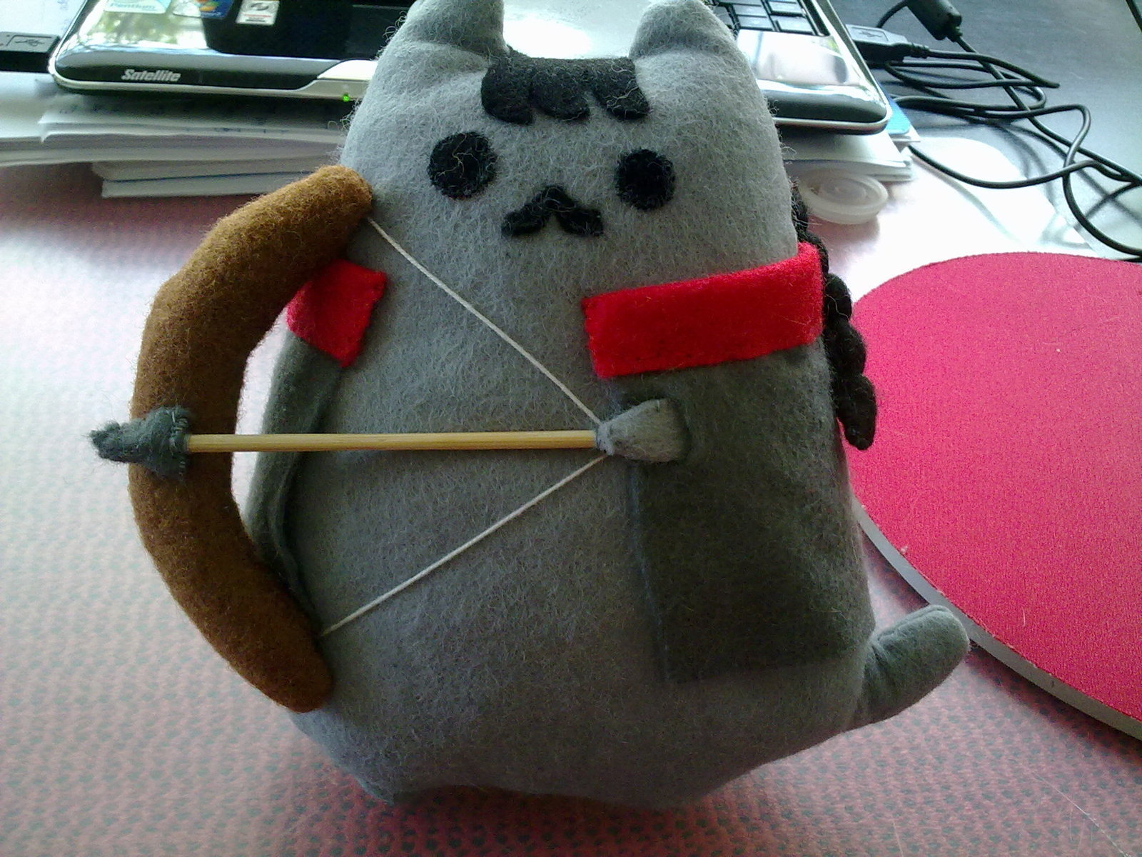 Friends Pusheen Cat And