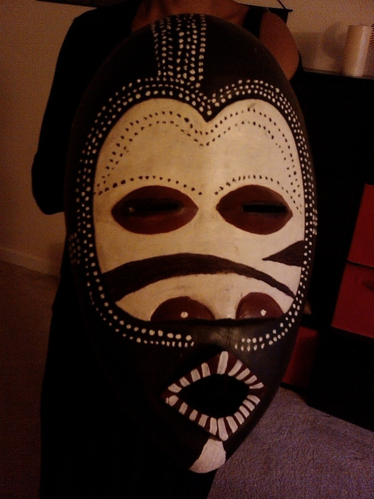 Culturally Appropriate African Mask How To Make A Shrine