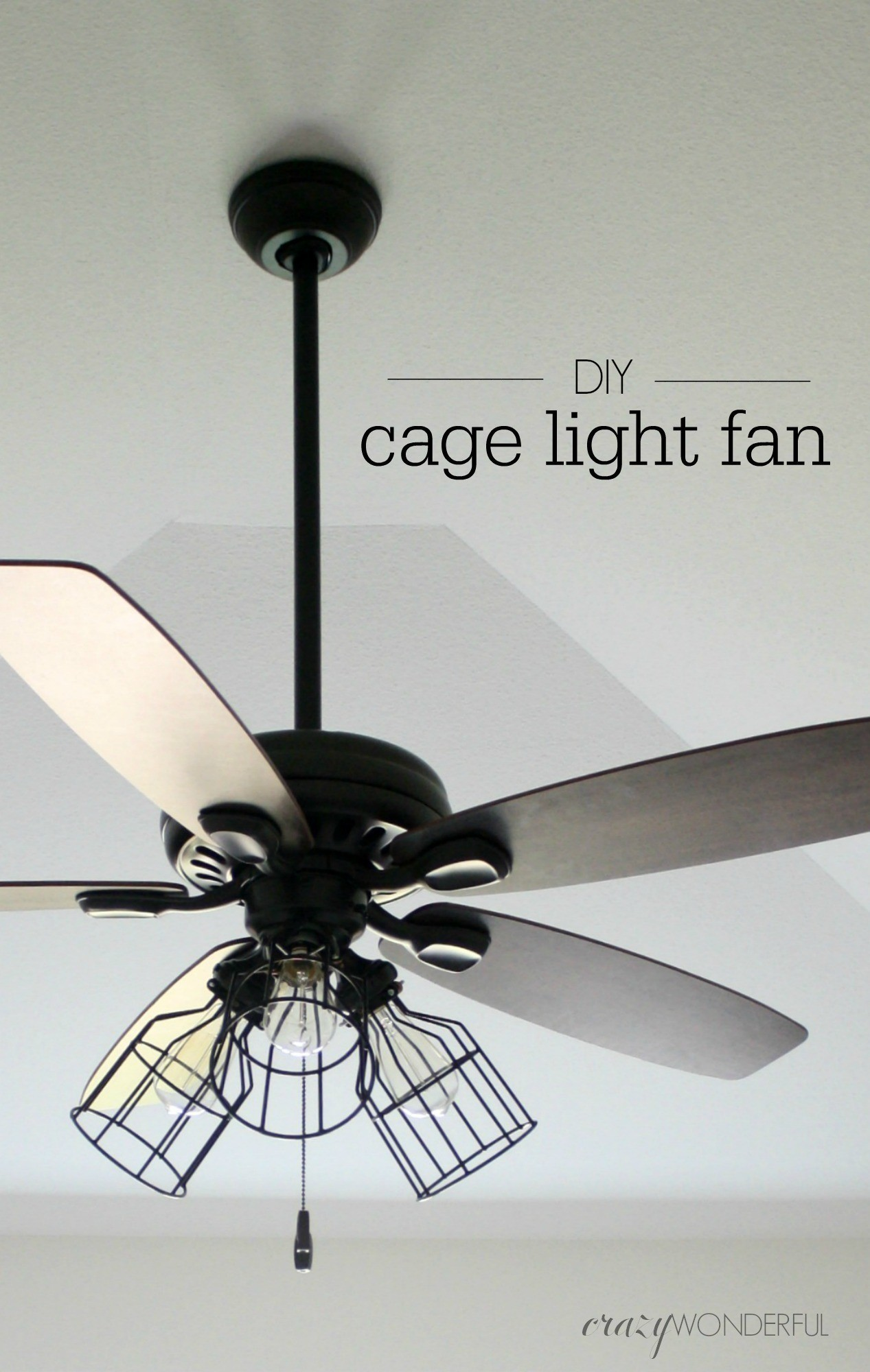 Fan Light Fixtures