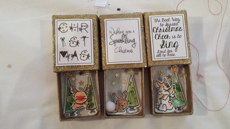 Pocket Pals Christmas Cards How To Make A Papercraft