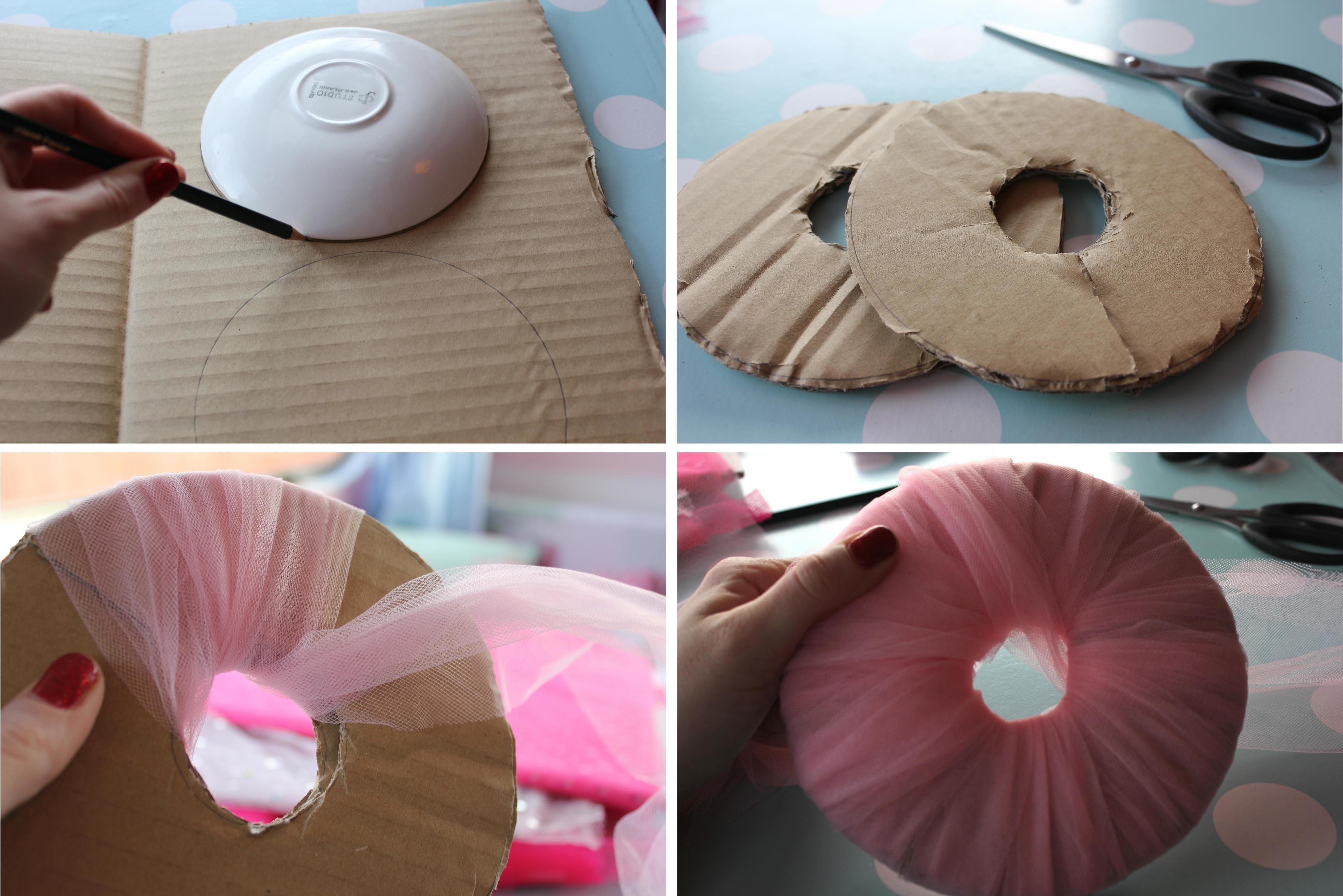 Tulle Pom Pom Decorations How To Make A Pom Poms Other