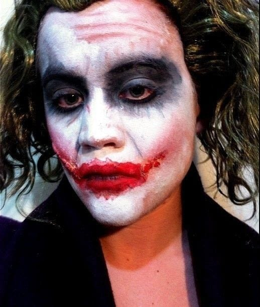 Why So Serious Dark Knights Joker Make Up Tutorial How